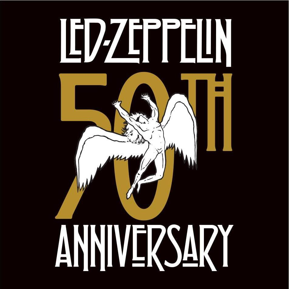Led Zeppelin: nuove iniziative per i 50 anni della band