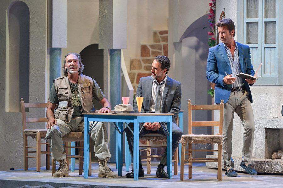 """""""Mamma Mia!"""": il musical fa tappa al Teatro Augusteo di Napoli"""