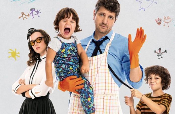 """""""10 giorni senza mamma"""": la commedia nei cinema dal 7 febbraio"""