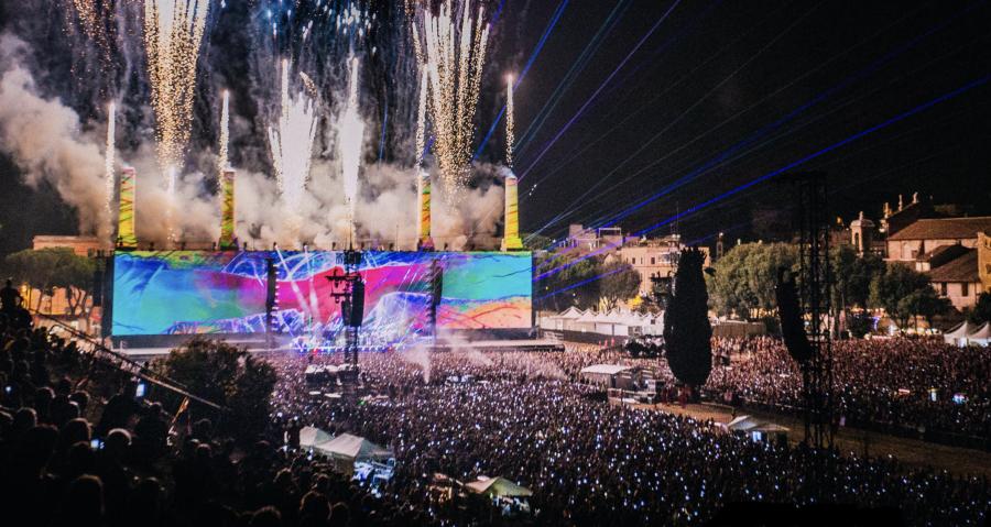 """""""Rock in Roma 2019"""": ecco tutti gli artisti annunciati fino ad ora"""