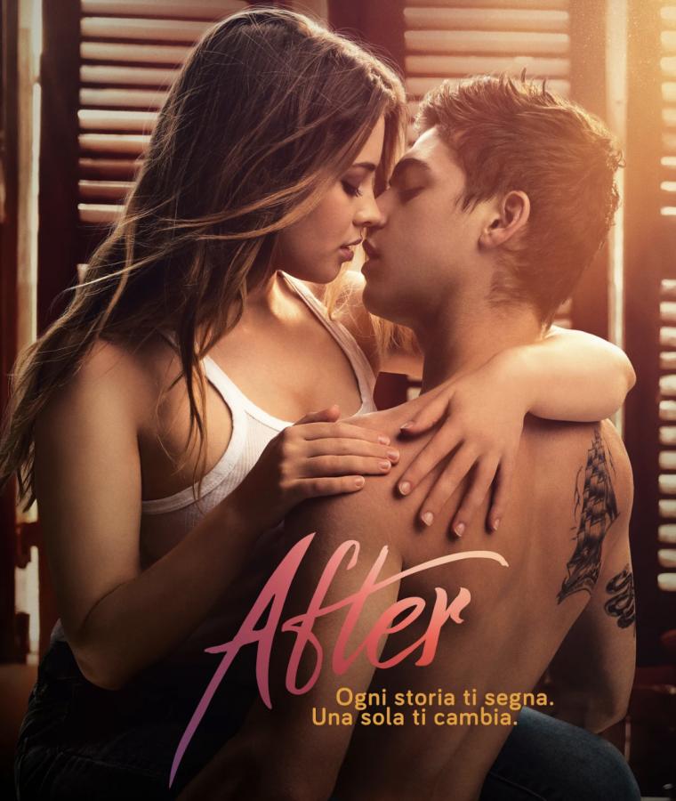 """""""After"""": rilasciato il trailer del film per celebrare l'amore"""