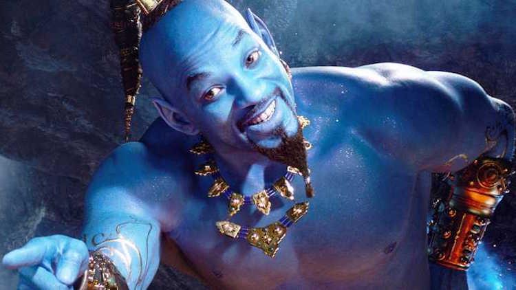 """""""Aladdin"""" arriva al cinema: le nuove immagini del film"""