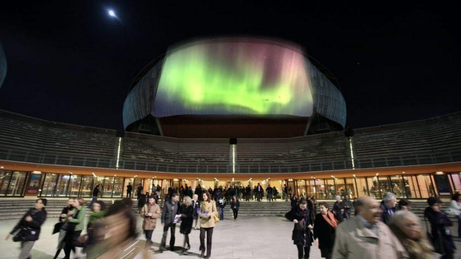 """""""Aurora Boreale a Roma"""" all'Auditorium Parco della Musica"""