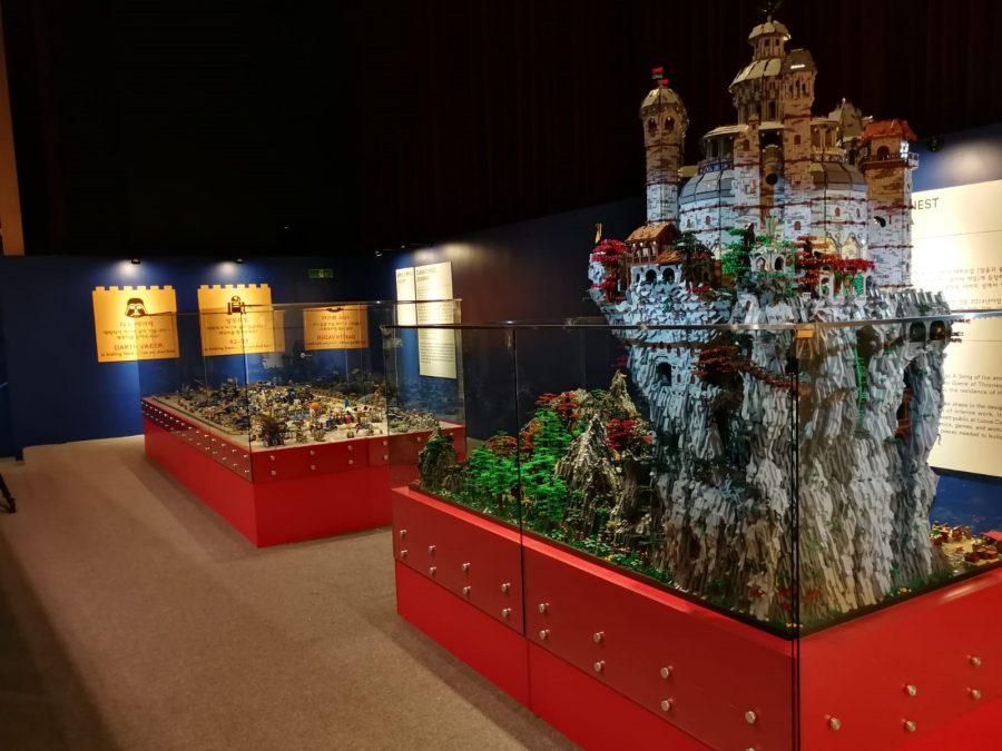 """La mostra """"I Love Lego"""" da oggi è visitabile a Trieste"""