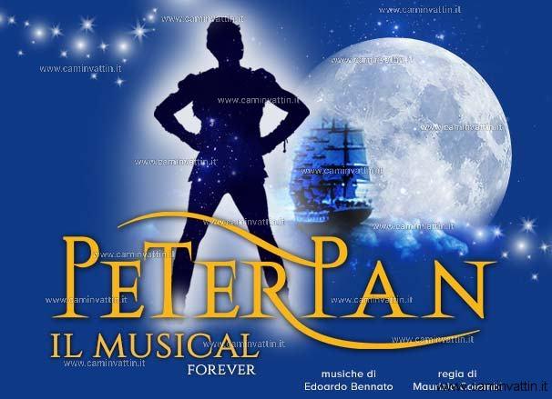 """""""Peter Pan forever – Il Musical"""" porta la magia al Teatro Augusteo di Napoli"""