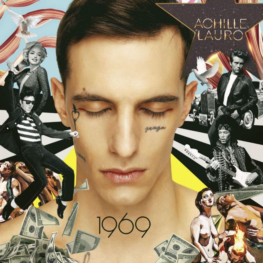 """Achille Lauro presenta da solo in una mail il suo nuovo disco, """"1969"""""""