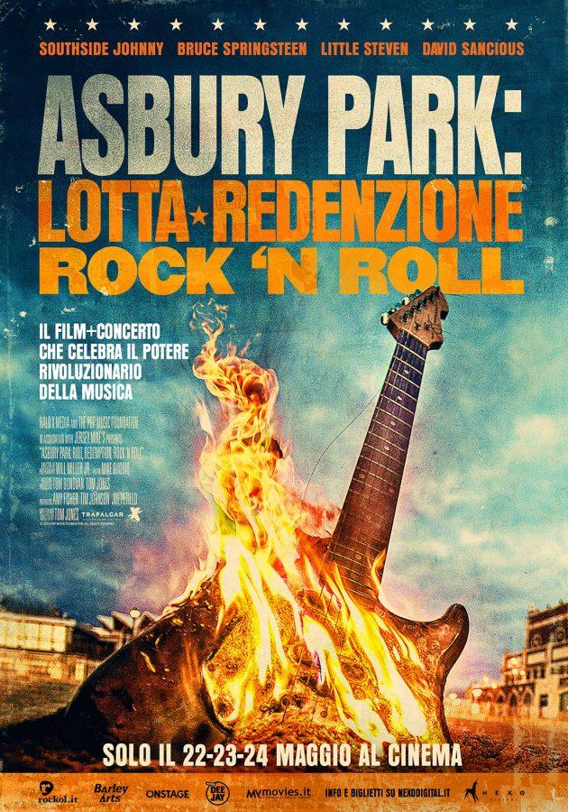 """""""Asbury Park: Lotta, Redenzione, Rock and Roll"""": in uscita il documentario"""