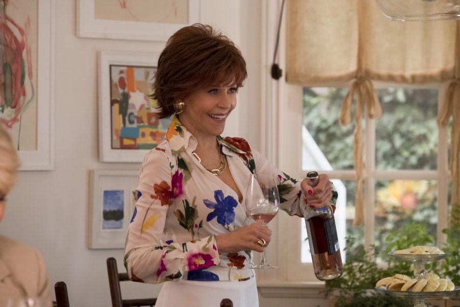 """""""Book Club – Tutto può succedere"""": due nuove clip dal film con Jane Fonda"""