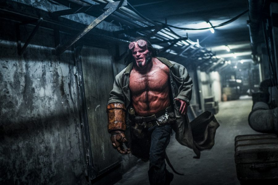 """Hellboy"": il trailer italiano del film di Neil Marshall con David Harbour"
