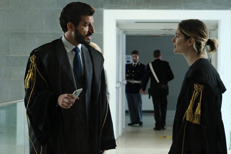 """""""Il processo"""", con Vittoria Puccini e Francesco Scianna: iniziate le riprese"""