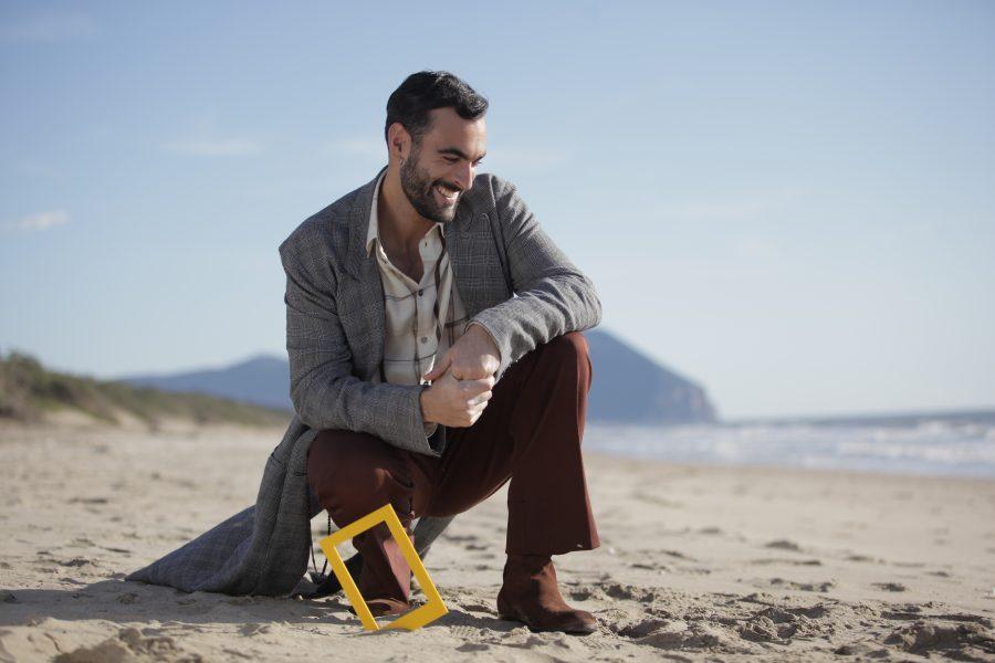 Marco Mengoni ambasciatore di National Geographic contro la plastica