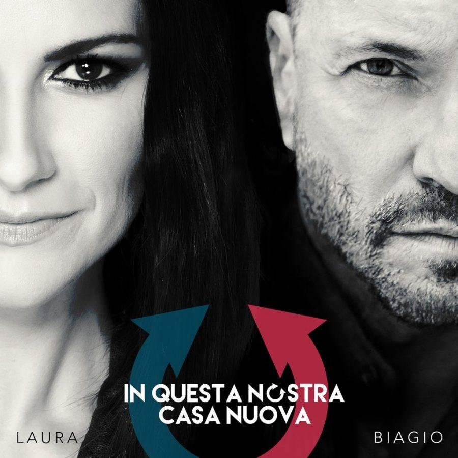 """""""In questa nostra casa nuova"""": il brano di Laura Pausini e Biagio Antonacci"""