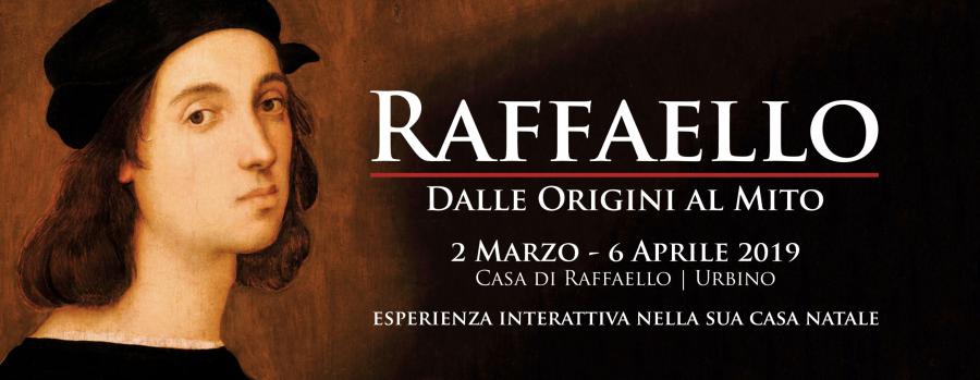 """""""Raffaello: dalle Origini al Mito"""": la mostra fino al 6 aprile è ad Urbino"""