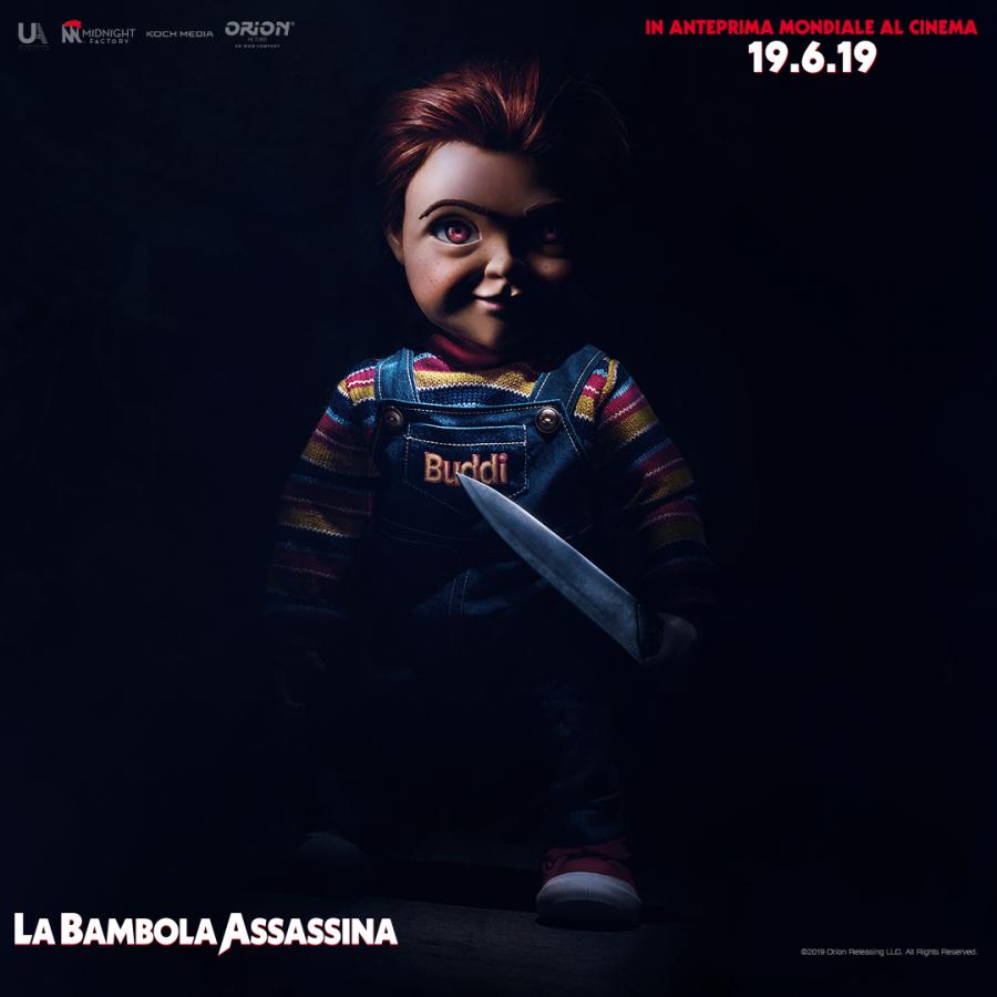 """""""La bambola assassina"""": prima foto e trailer del film di Lars Klevberg"""