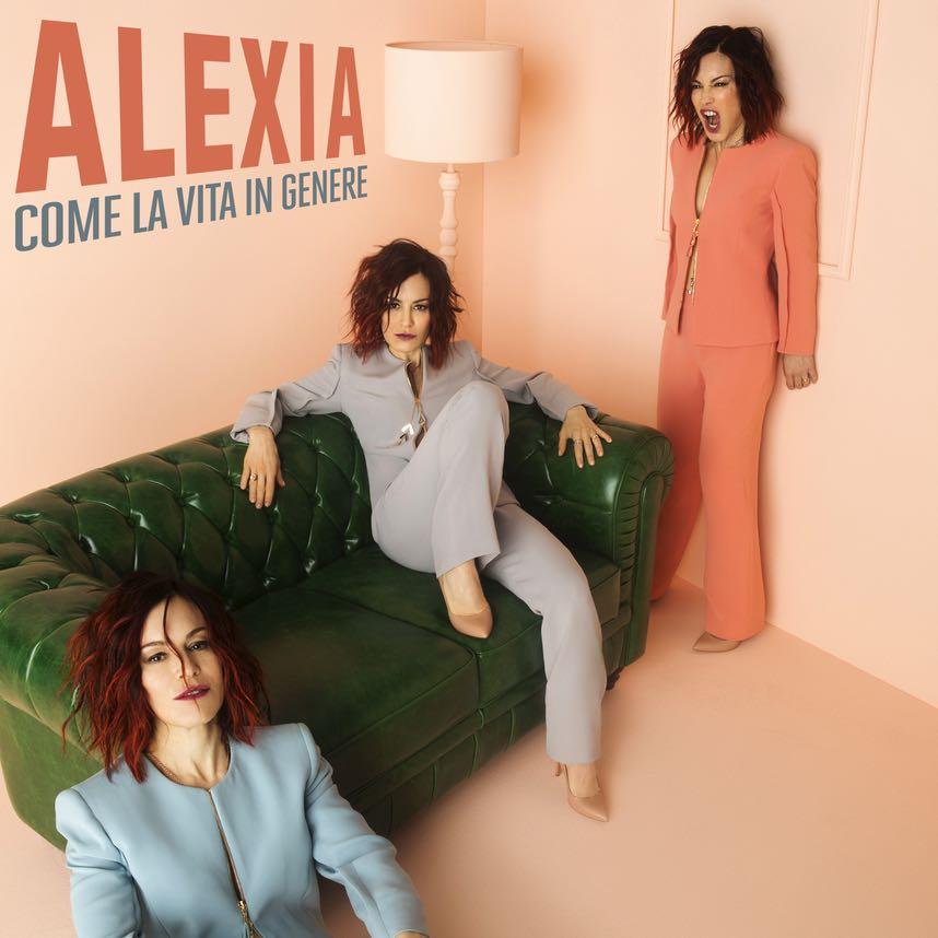 """""""Come la vita in genere"""": il nuovo singolo di Alexia in radio dal 12 aprile"""