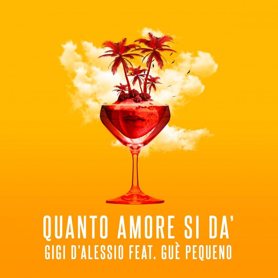 """Duetto di Gigi D'AlessioeGuè Pequeno nel brano """"Quanto amore si dà"""""""