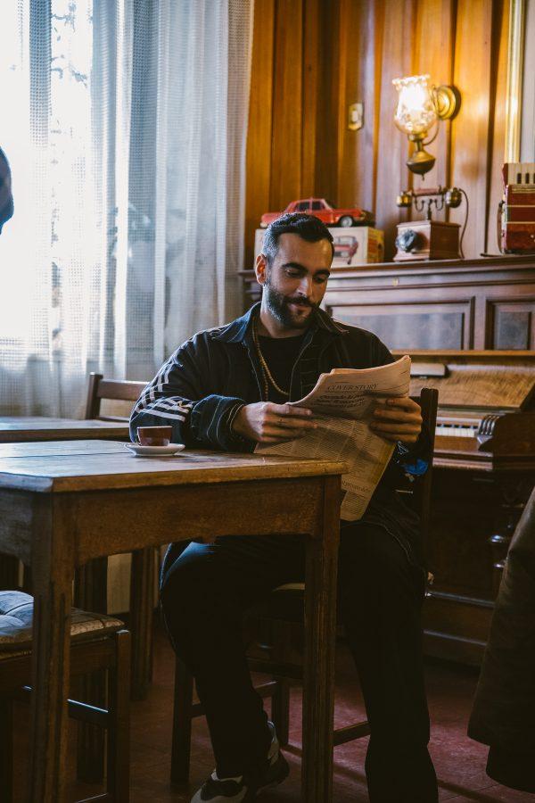 """Fuori oggi il nuovo singolo di Marco Mengoni, """"Muhammad Ali"""""""