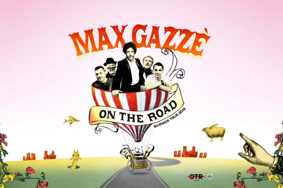"Max Gazzè per un'estate essenziale e ""On the road"""