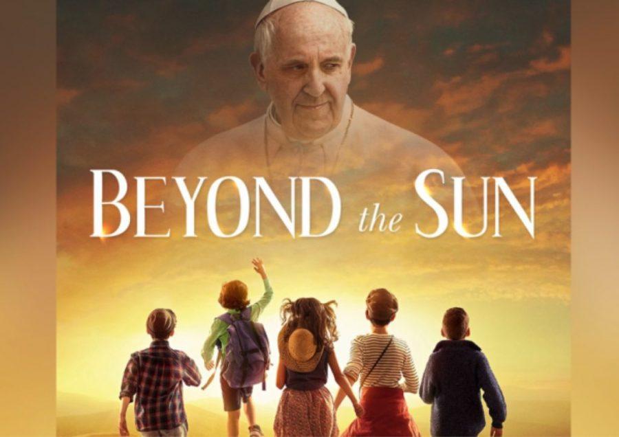 """Su TaTaTu fuori """"Beyond the sun"""", il film di Pasqua con Papa Francesco"""