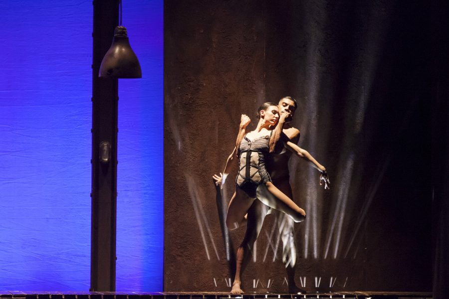 """Teatro Quirino: Il Balletto di Roma in scena con """"Otello"""""""