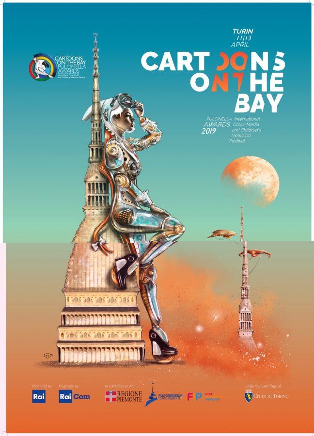 """""""Cartoons on the bay"""": Torino al centro del festival dedicato all'animazione"""