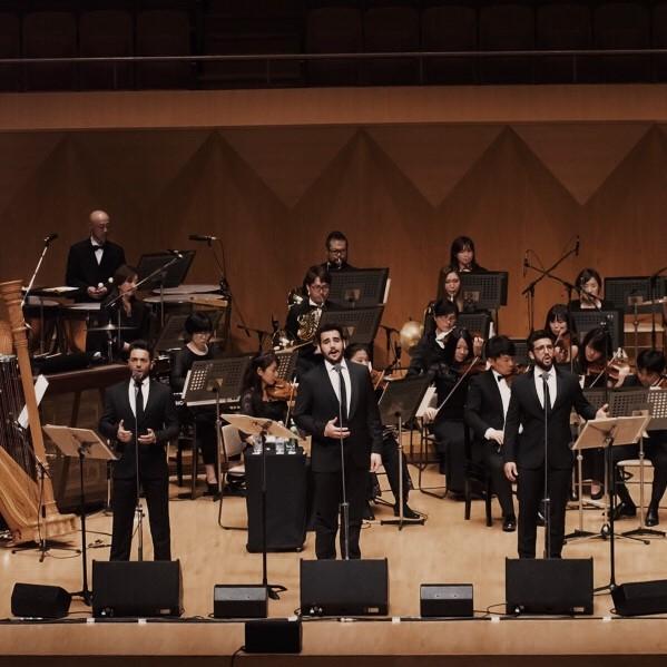 """Il successo di """"Musica"""" de Il Volo in Giappone, tra tour e classifiche"""