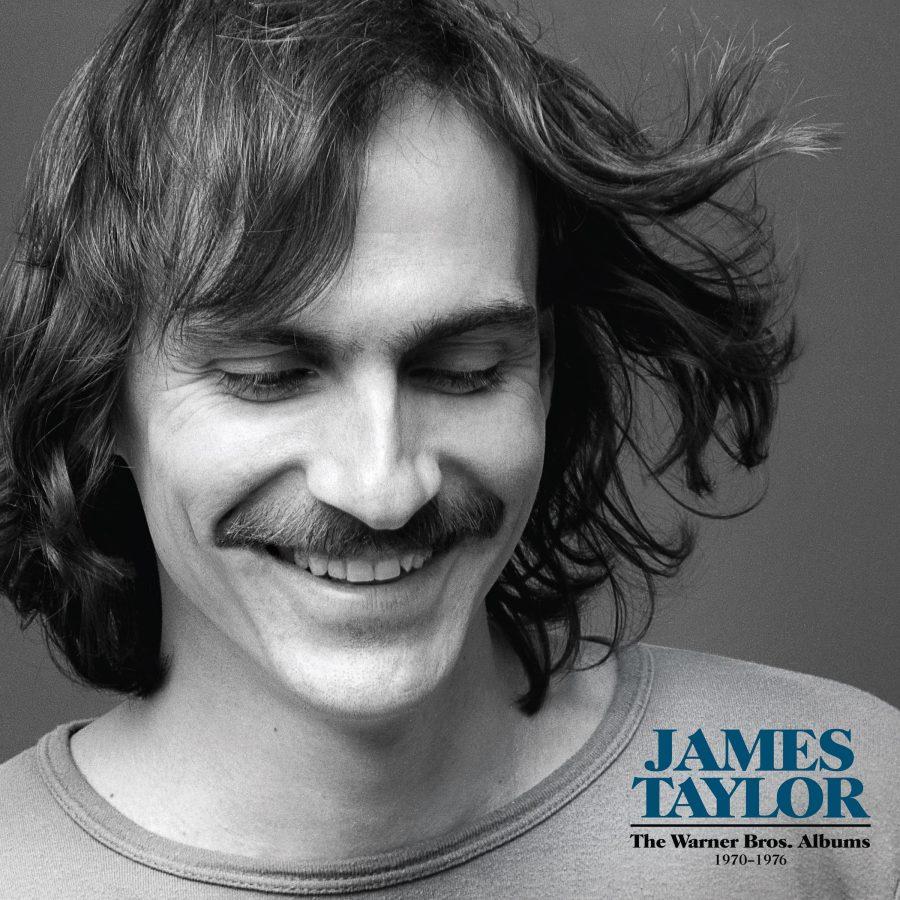 James Taylor: rimasterizzati gli album dal 1970 al 1976 per nuovi cofanetti