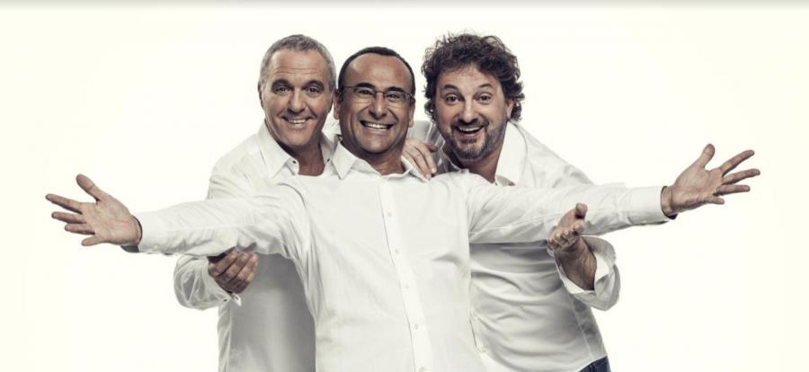 Panariello Conti Pieraccioni: da novembre in tour nei teatri