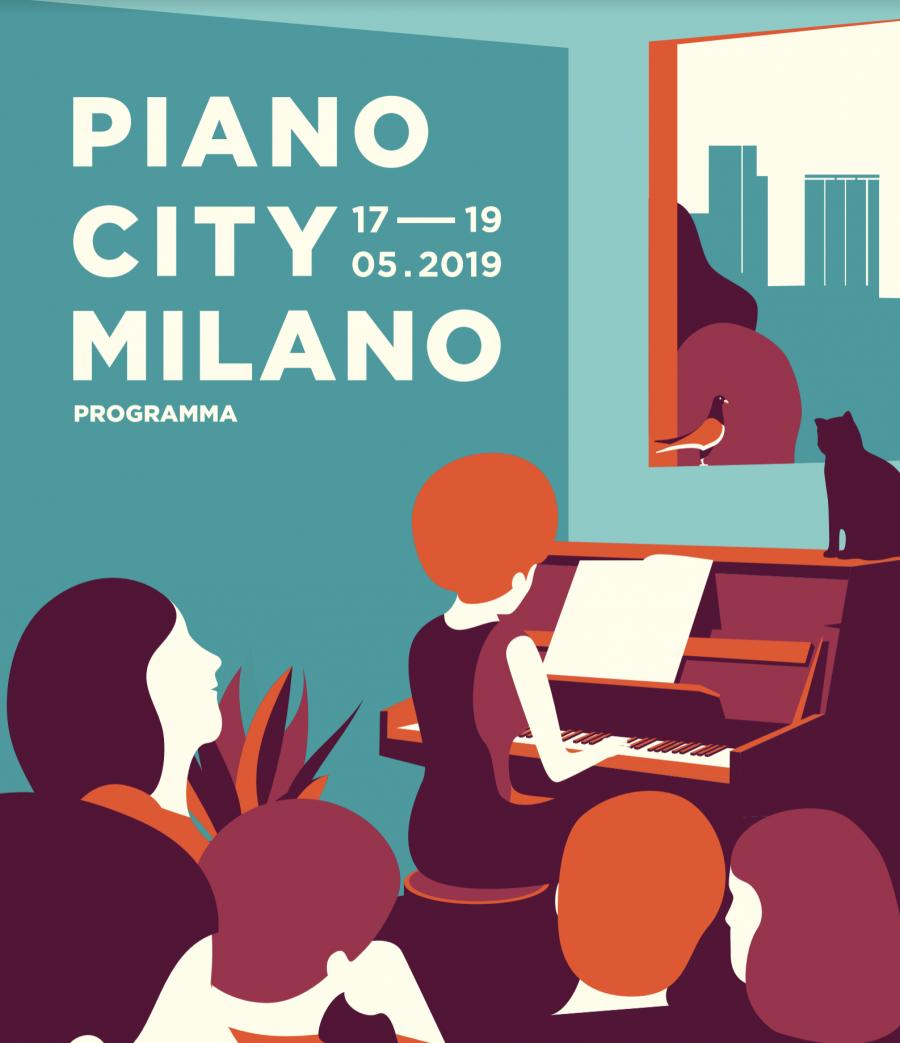 """""""Piano City Milano"""": Oltre 50 ore di musica e più di 450 concerti gratuiti"""