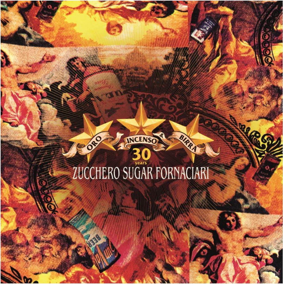 """""""Oro Incenso & Birra 30th Anniversary"""": torna l'album dei record di Zucchero"""