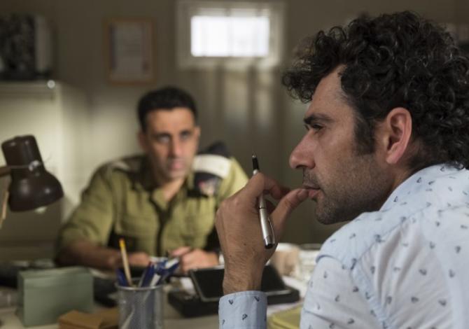 """""""Tutti pazzi a Tel Aviv"""": nelle sale dal 9 maggio il film di Sameh Zoabi"""
