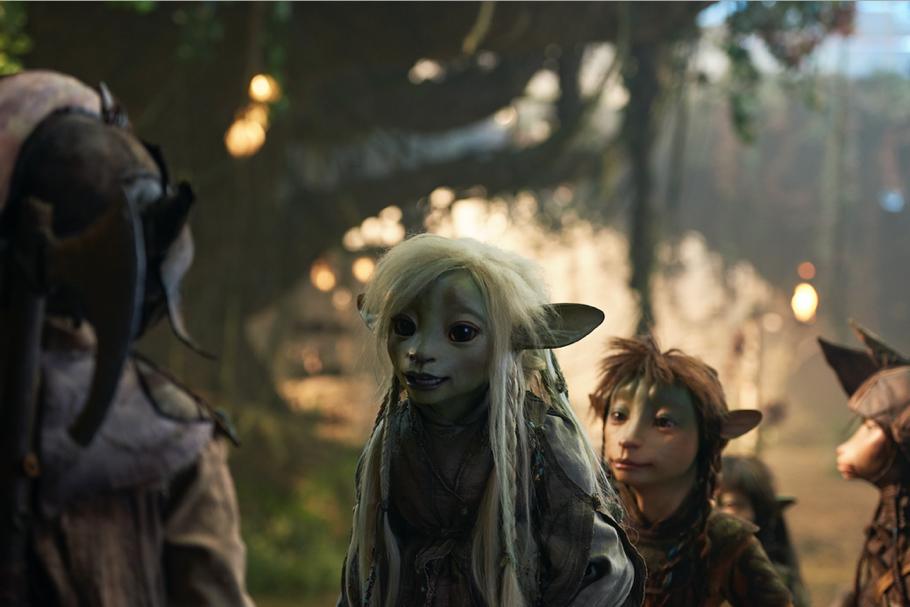 """The Dark Crystal: Age of Resistance"": la serie Netflix coi burattini"
