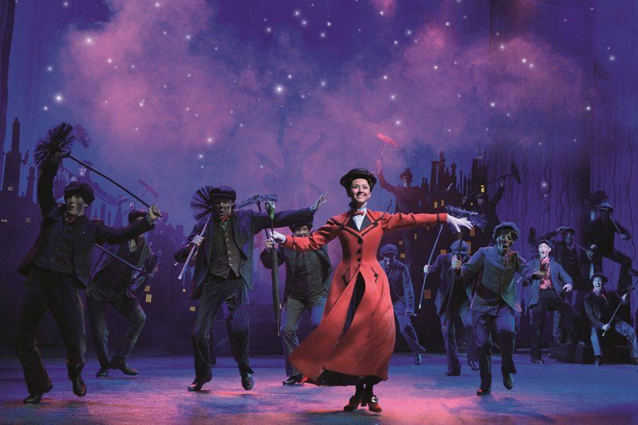 """""""Mary Poppins il musical"""" apre la stagione autunnale del Teatro Sistina"""