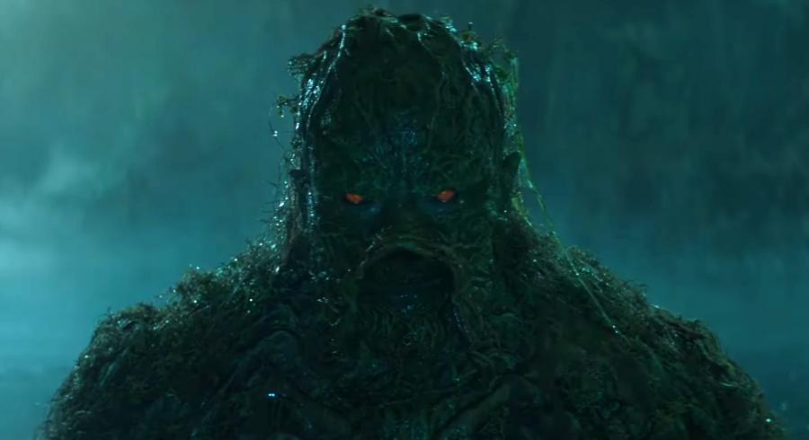 """Swamp Thing"": online il teaser trailer della serie tv"
