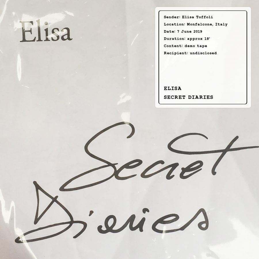 """Secret Diaries"": in arrivo il nuovo EP in inglese di Elisa"