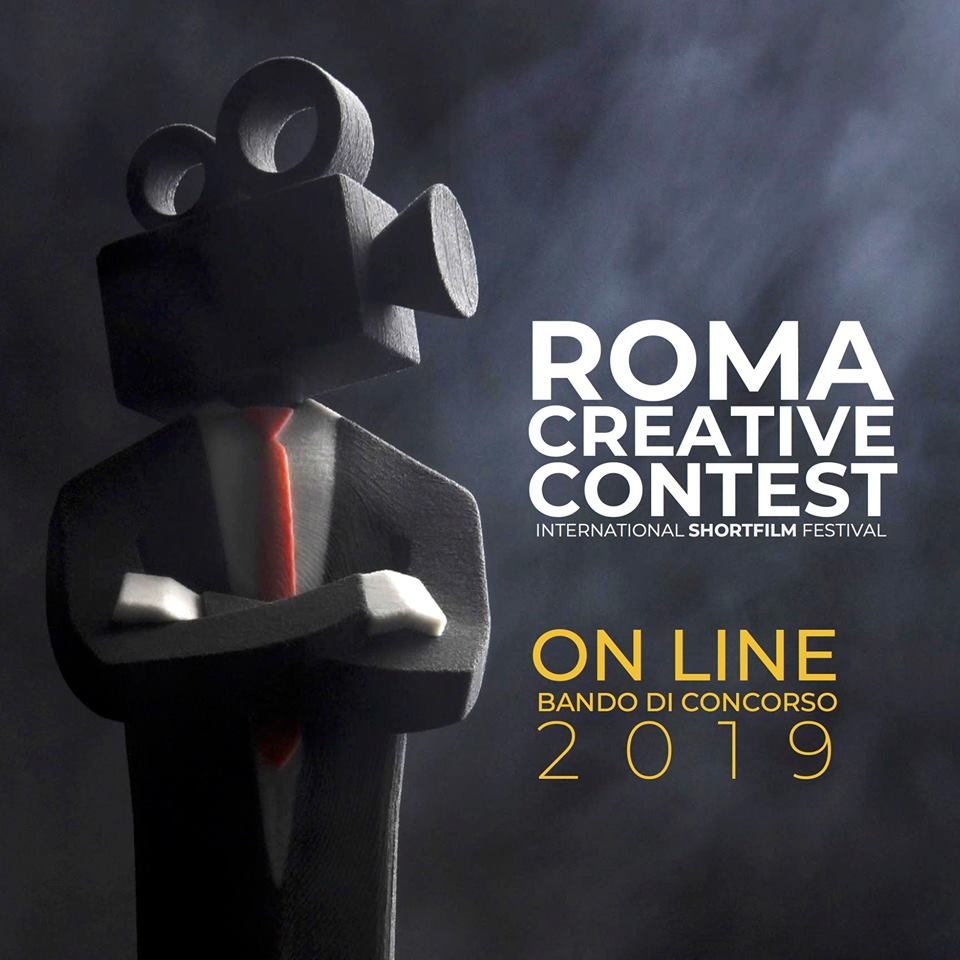 Roma Creative Contest: il bando di concorso per l'edizione 2019