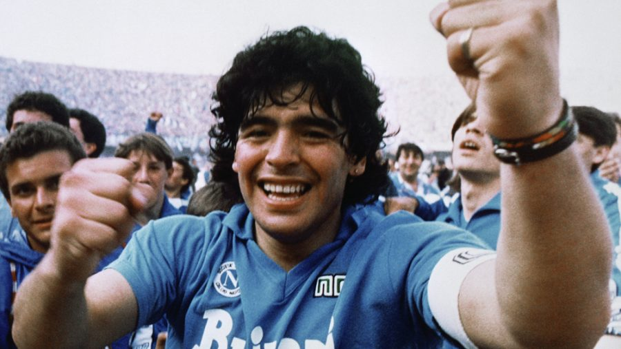 """Diego Maradona"": arriva al cinema il docu-film di Asif Kapadia"