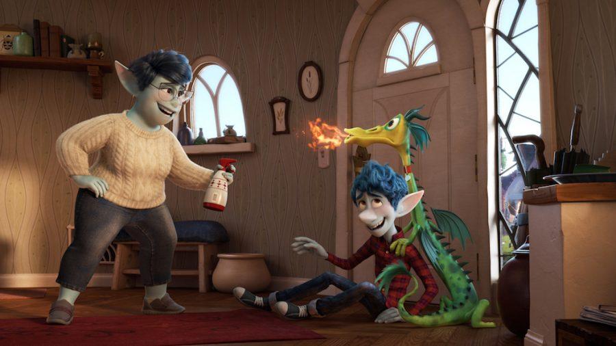 """""""Onward"""": pubblicato il primo trailer italiano del nuovo film Disney Pixar"""