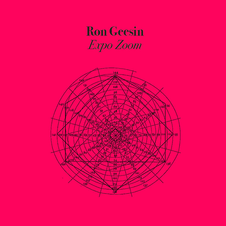 "L'arrangiatore dei Pink Floyd, Ron Geesin in edizione limitata: ""ExpoZoom"""