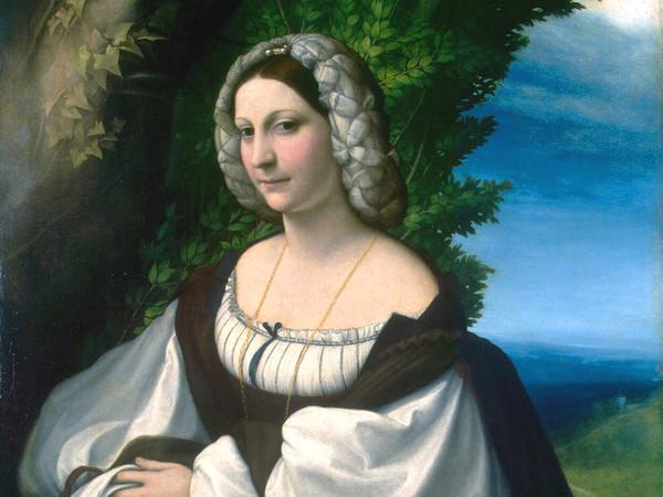 """""""Il ritratto di giovane donna"""": torna in Italia il capolavoro di Antonio Allegri"""