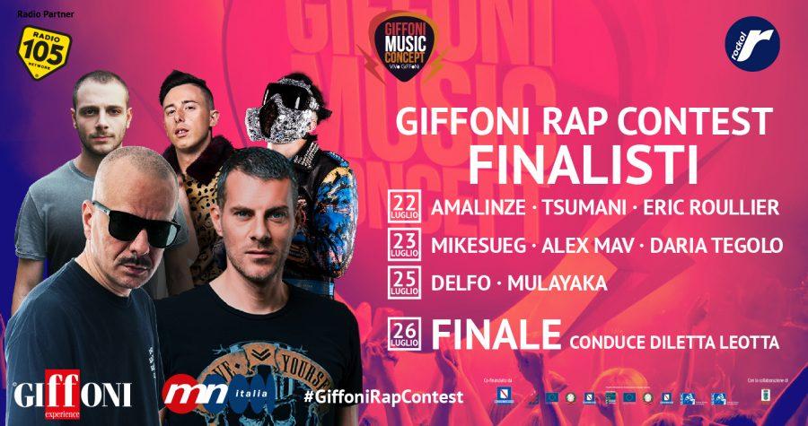 """""""#GiffoniRapContest2019"""": i finalisti del Giffoni Film Festival"""