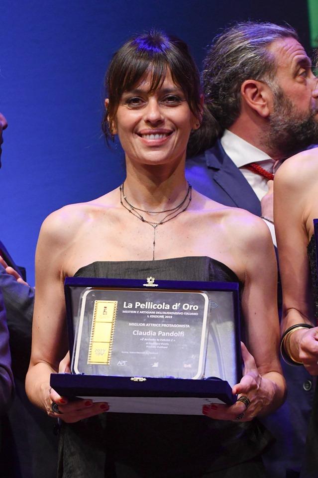 La Pellicola D'Oro – Serie tv: premi e vincitori della prima edizione