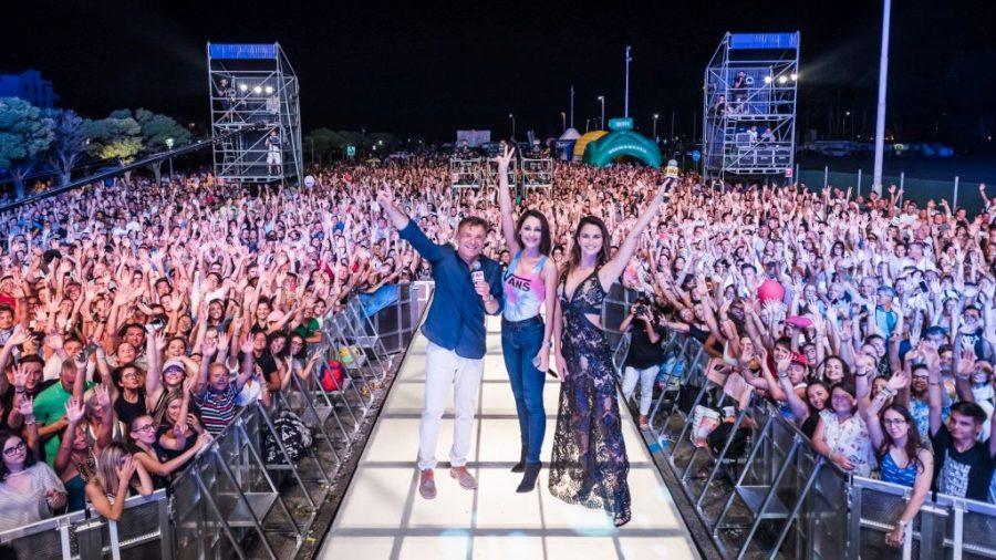 Il Festival Show sarà a Caorle per la sua terza tappa italiana