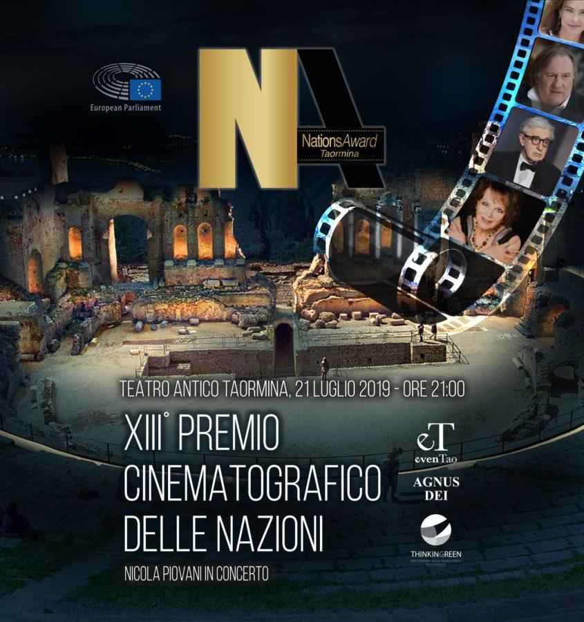 Premio Cinematografico delle Nazioni: gli ospiti della nuova edizione