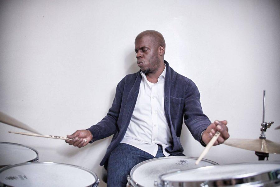 Il grande batterista jazz Gregory Hutchinson a Roma per Ferragosto