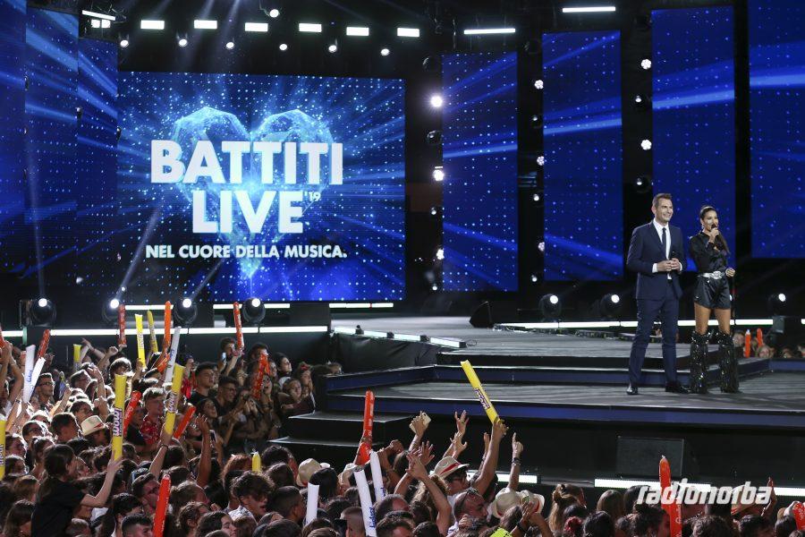 """""""Battiti Live"""": oggi su Italia 1 l'ultima puntata del format musicale itinerante"""