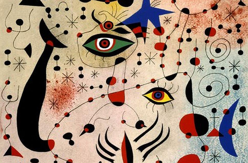 """""""Joan Miró. Il linguaggio dei segni"""": la mostra al Palazzo delle Arti di Napoli"""