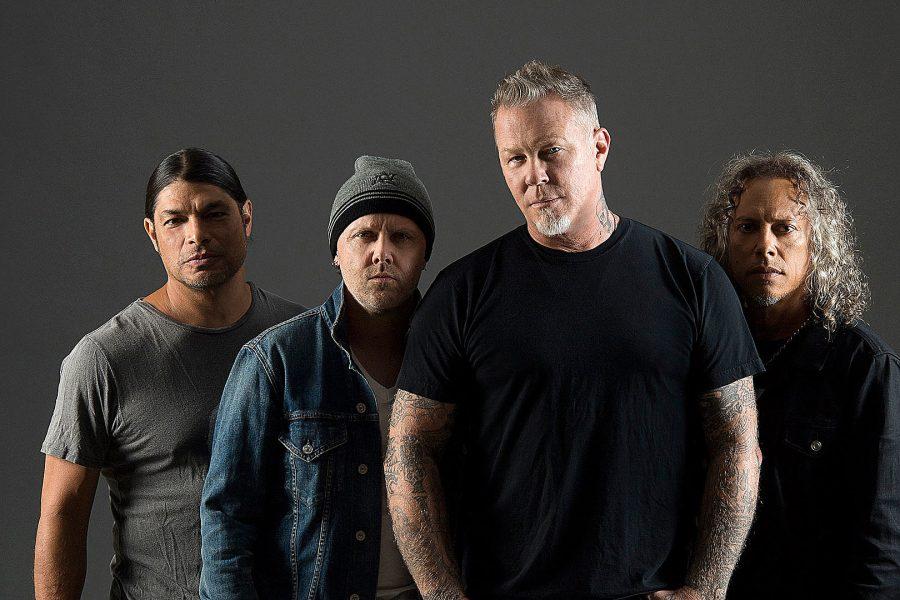 I Metallica arrivano nei cinema italiani con un film dei loro concerti