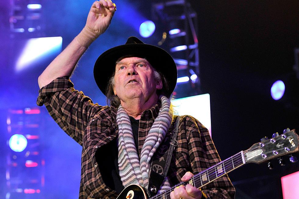 """""""Colorado"""" sarà il disco autunnale di Neil Young e dei Crazy Horse"""
