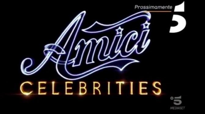 """""""Amici Celebrities"""": i primi nomi del cast di """"Amici Vip"""", presto su Canale 5"""
